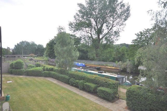 View Over Canal of Ebberns Road, Hemel Hempstead HP3