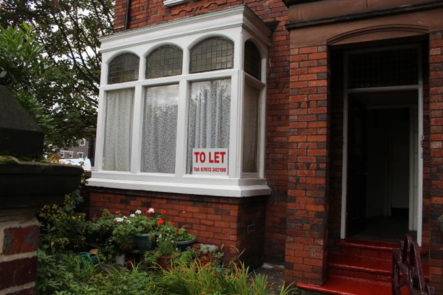 Thumbnail 1 bed flat to rent in Grosvenor Road, Newcastle Under Lyme