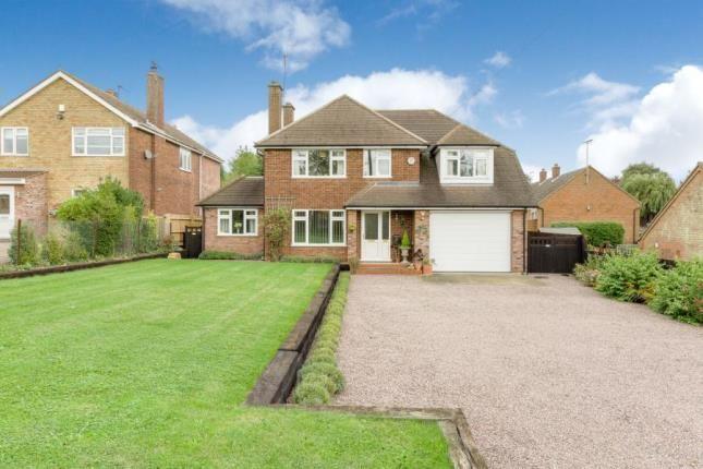 Thumbnail Detached house for sale in Clophill Road, Gravenhurst, Bedford, Bedfordshire
