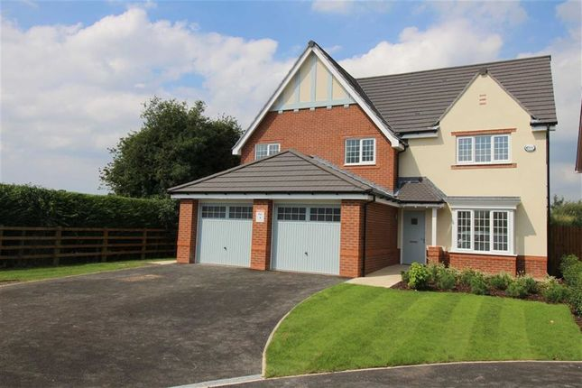 Thumbnail Detached house for sale in Preston Road, Grimsargh, Preston