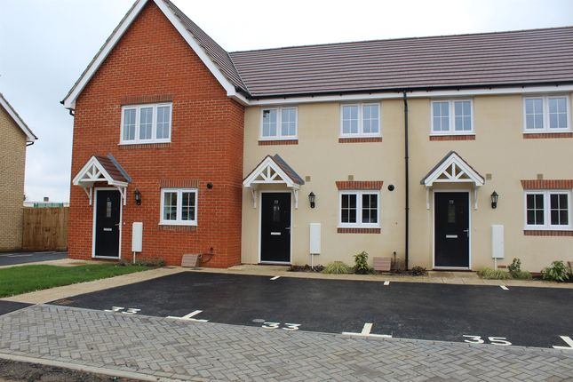 Thumbnail Terraced house for sale in Davy Drive, Shefford