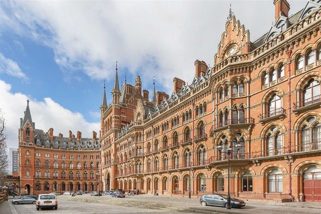Thumbnail Flat to rent in St Pancras Chambers, London