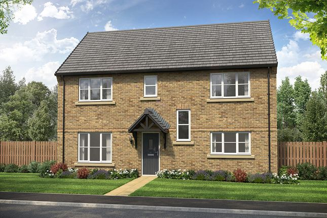 """4 bed detached house for sale in """"Clyde"""" at 2 Heather Drive, Dumfries DG1"""