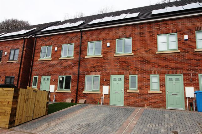 Thumbnail Property to rent in Berrystorth Close, Sheffield