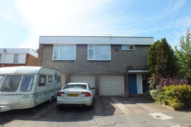 Thumbnail Flat for sale in Western Drive, Newcastle Upon Tyne