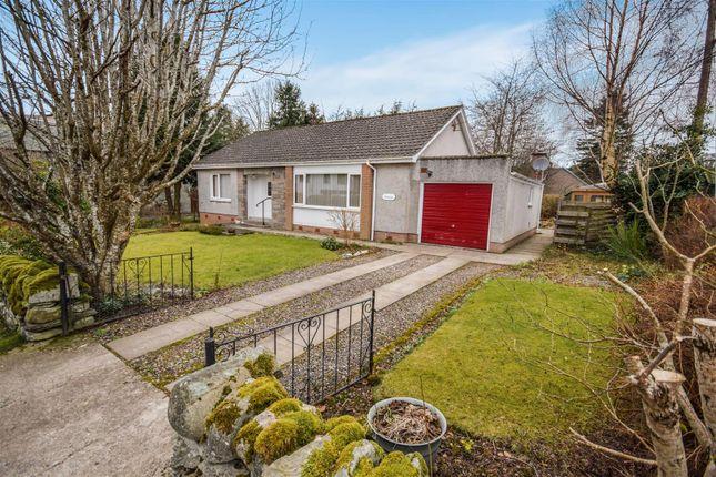 Thumbnail Detached bungalow for sale in Grianan, The Lane, Bridge Of Tilt, Pitlochry