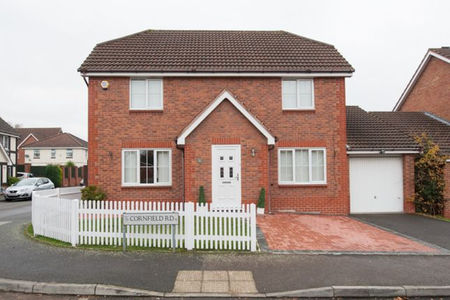 4 bed detached house for sale in Cornfield Road, Sutton Coldfield