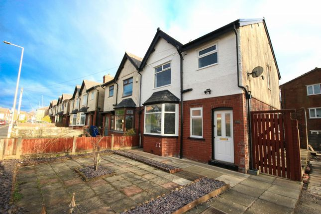 Thumbnail Semi-detached house to rent in Moor Road, Orrell, Wigan