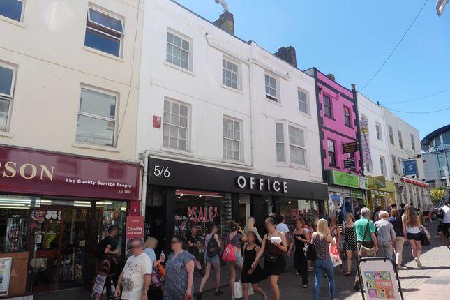 Thumbnail Retail premises to let in Cranbourne Street, Brighton