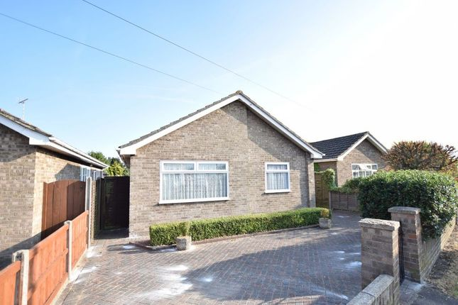 Thumbnail Detached bungalow for sale in Boscombe Court, Frinton Road, Holland-On-Sea, Clacton-On-Sea