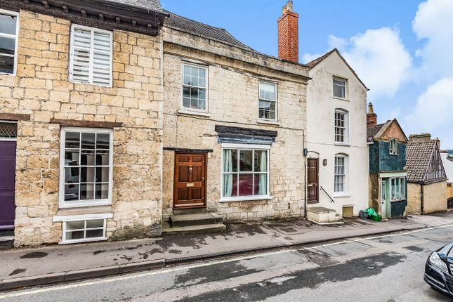 Thumbnail Town house for sale in Nelson Street, Stroud