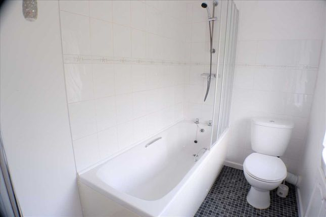 Bathroom of Railway Terrace, Penygraig, Tonypandy CF40