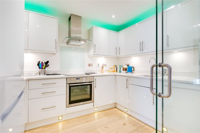 Kitchen of Westgate Terrace, London SW10