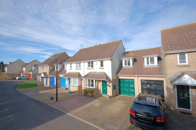 Thumbnail Semi-detached house for sale in Broadoak Road, Langford