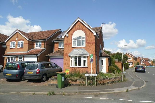 Thumbnail Detached house to rent in Eider Close, Whetstone, Leicester