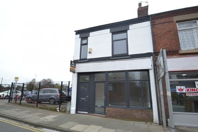 Thumbnail Terraced house to rent in Albert Road, Widnes