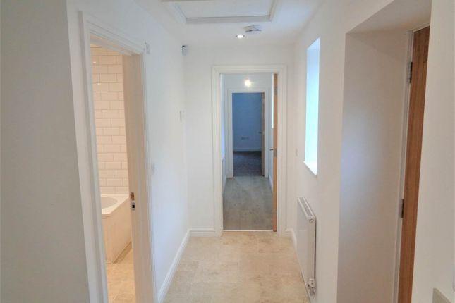 Hallway of Brook Farm, Westerleigh, England BS37