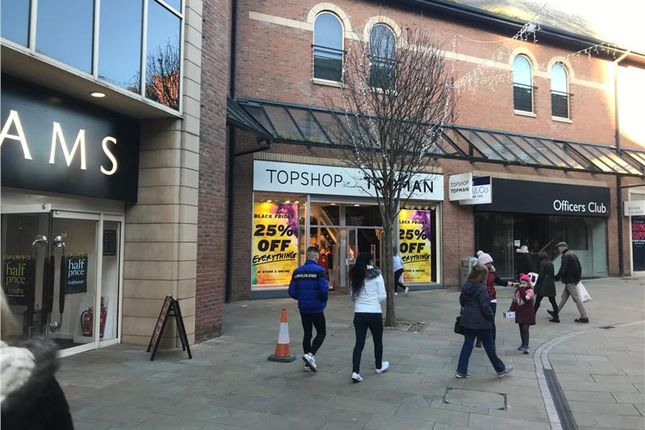 Thumbnail Retail premises to let in 10 Portland Walk, Barrow-In-Furness, Cumbria