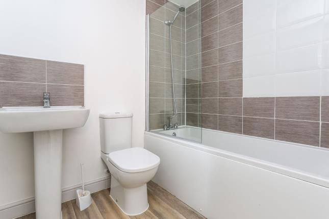 Bathroom of The Moorings, Foleshill, Coventry, West Midlands CV1