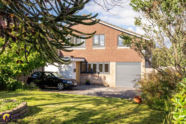 Thumbnail Detached house for sale in Ducketts Mead, Roydon, Harlow