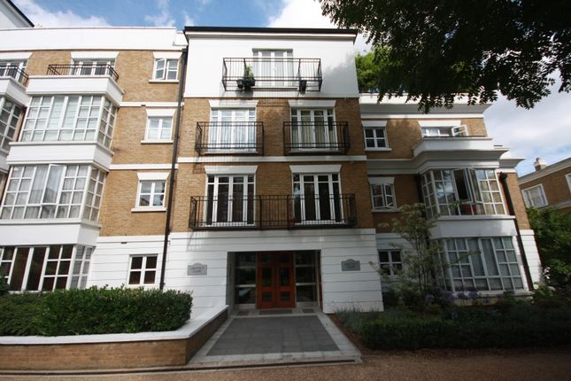 Thumbnail Flat to rent in Chestnut Court, Abbots Walk, London