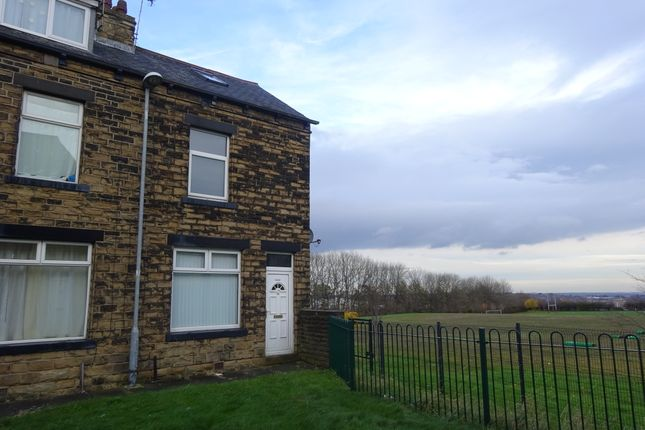 Thumbnail End terrace house to rent in Oakroyd Mount, Stanningley, Pudsey