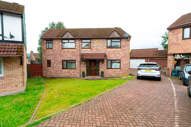 Thumbnail Detached house for sale in Shire Court, Quakers Yard