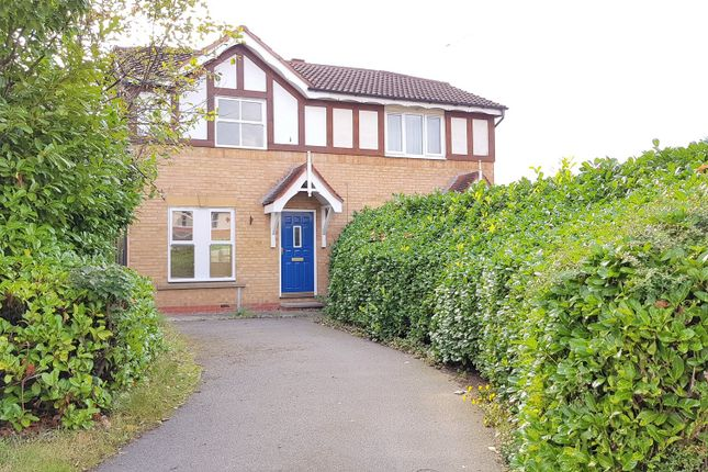Thumbnail Semi-detached house to rent in Coleford Road, Barkby Thorpe, Leicester