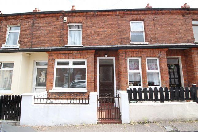 Thumbnail Terraced house to rent in Heatherbell Street, Belfast