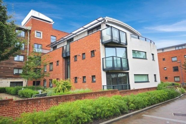 Thumbnail Flat to rent in Coburg Street, Norwich