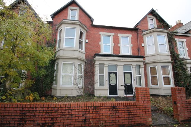 Thumbnail Shared accommodation to rent in Rothbury Terrace, Heaton