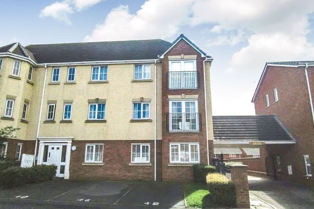Thumbnail Flat for sale in Stanley Road, Bushbury, Wolverhampton