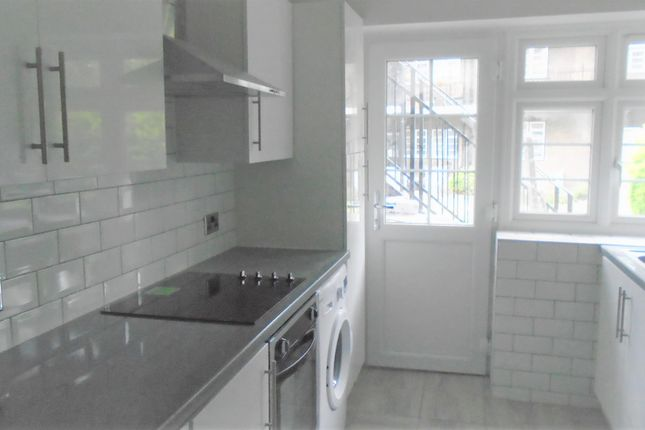Thumbnail Flat to rent in Harvard Road, London