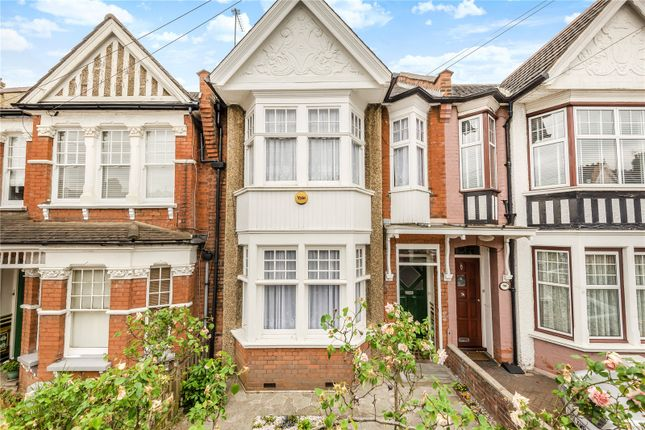 Thumbnail Terraced house for sale in Park Avenue, Palmers Green, London