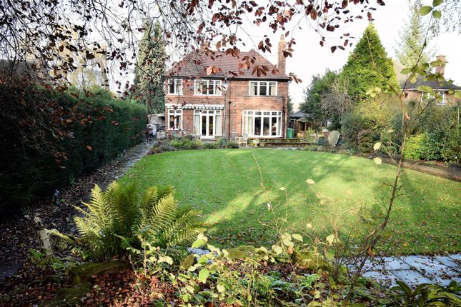 4 bed detached house for sale in Sutton Passeys Crescent, Wollaton, Nottingham