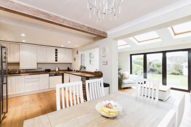 Thumbnail Semi-detached house for sale in Upper Bloomfield Road, Odd Down, Bath