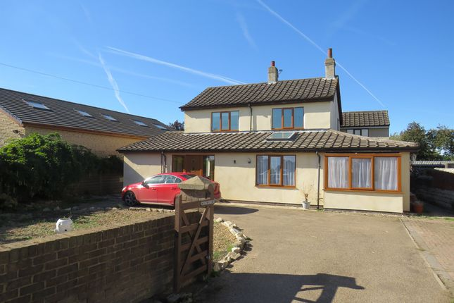 Thumbnail Detached house for sale in Rose Dene, South Bramwith, Doncaster