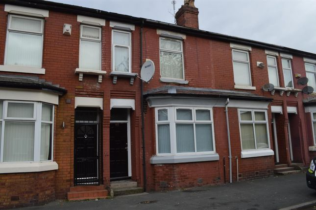 Thumbnail Terraced house for sale in Heald Place, Rusholme, Manchester