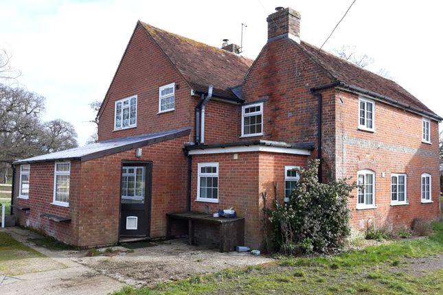 Thumbnail Detached house to rent in Lyndhurst Road, Brockenhurst