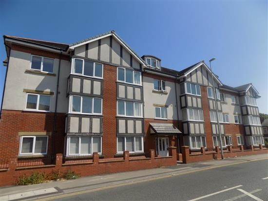 Thumbnail Flat to rent in Hawes Side Lane, Blackpool