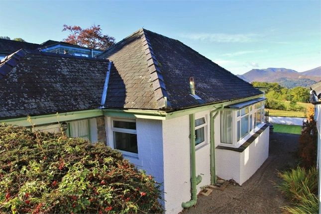 Detached bungalow for sale in Little Chestnut Hill, Chestnut Hill, Keswick, Cumbria