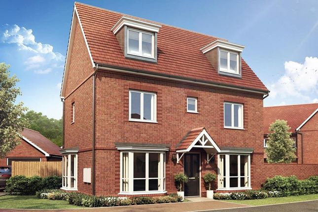 """Thumbnail Detached house for sale in """"Hartford"""" at Hyde End Road, Spencers Wood, Reading"""