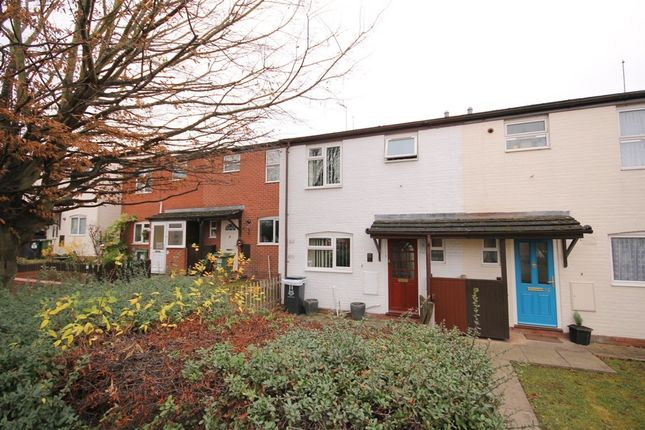 Thumbnail Terraced house for sale in Martindale Close, Worcester