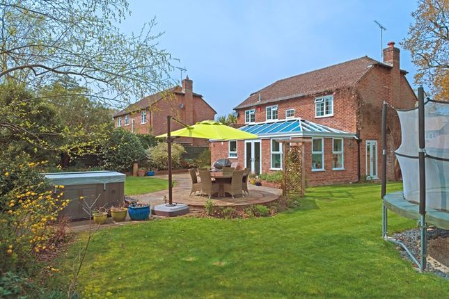 Thumbnail Detached house for sale in Rhinefield Close, Brockenhurst