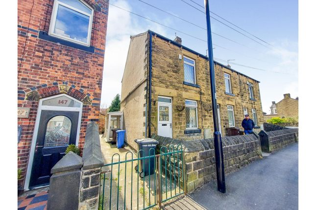 2 bed end terrace house for sale in Wortley Road, Sheffield S35