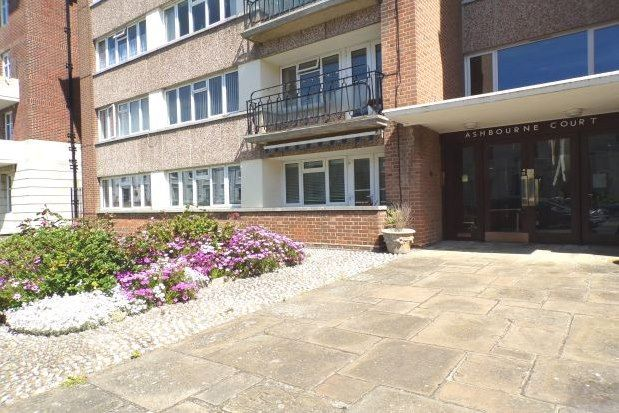 Thumbnail Flat to rent in Ashbourne Court, Eastbourne