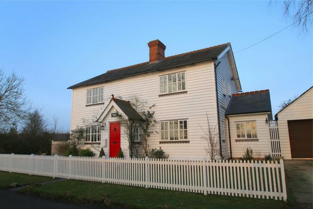 Thumbnail Detached house for sale in Old Rose House, Rose Farm Road, Pluckley, Ashford, Kent