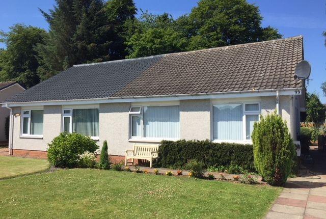 Thumbnail Semi-detached bungalow to rent in Rosemount Park, Blairgowrie