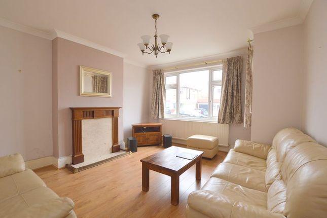 Thumbnail Terraced house to rent in Woodberry Avenue, North Harrow, Harrow