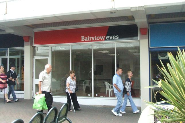 Retail premises to let in Unit 8, Gwent Shopping Centre, Tredegar